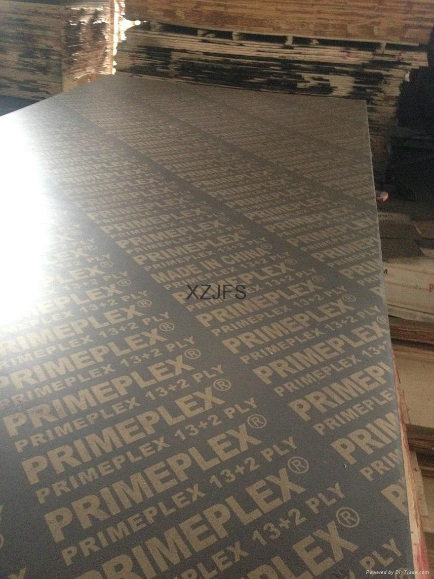 China Manufacturer Top Quality Film Faced Plywood 4