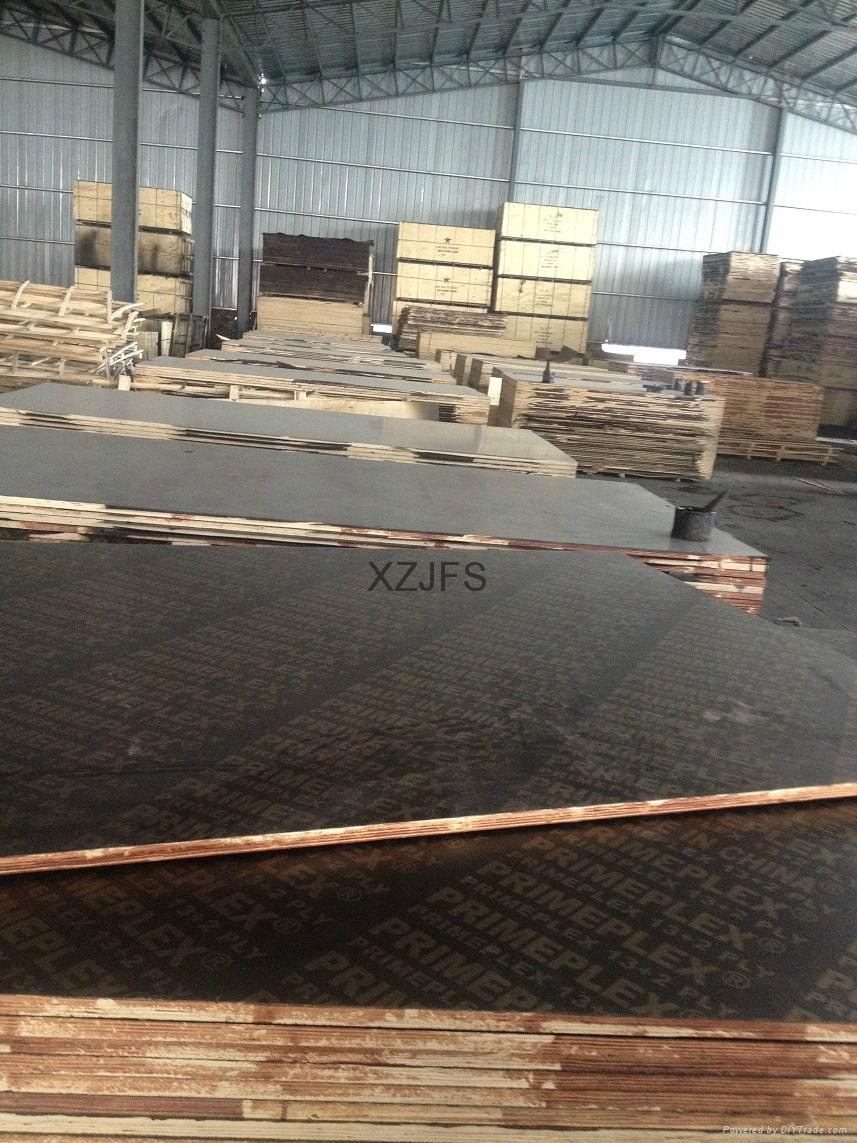 China Manufacturer Top Quality Film Faced Plywood 1