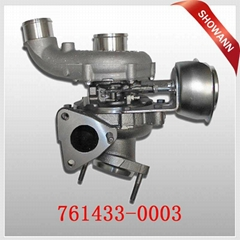 GT1549V Turbocharger turbo wastegate actuator 761433-5003S 761433-0003 for Ssang