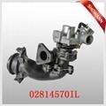 Garrett GT1544S turbo 454064-5001S