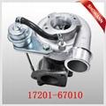 turbocharger CT12B turbocharger 1KZ-T
