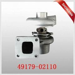 TD06 Turbocharger for Kato  Highway 6D31T Engine TD06-17C ME088256 49179-02110
