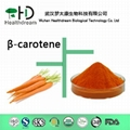 Bate-carotene 1% ~ 30% powder
