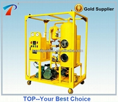 Vacuum Oil and Water Separator
