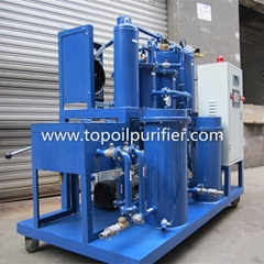 Vacuum Lubricating Oil Usage Engine Oil Filtering System