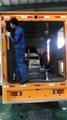 Truck blind spot detection 4 ultrasonic parking sensors reversing radar system 2