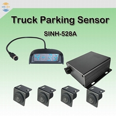 12V&24V truck LED parking sensor  LED parking sensor Detection range of 5 m