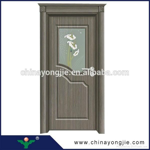 Yongkang Zhejiang 2016 New Design Pvc Door Pvc Bathroom Door Price Most Popular Wfp 301