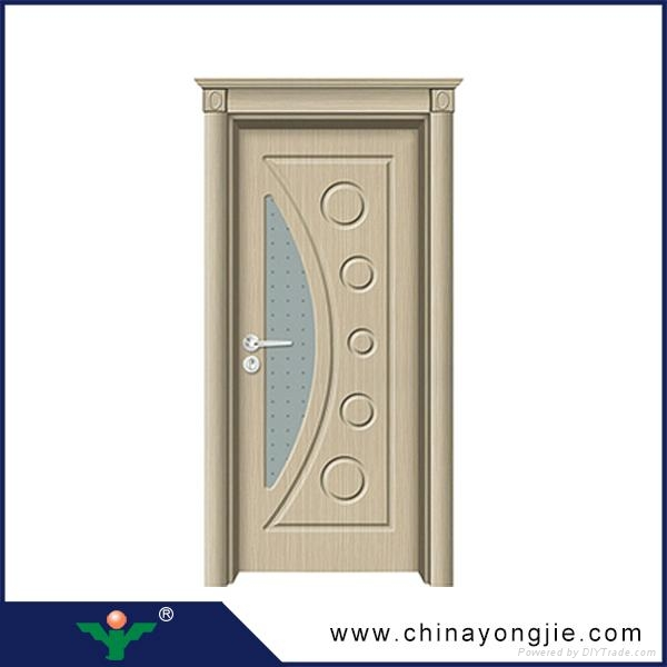 yongkang zhejiang 2016 new design pvc door pvc bathroom