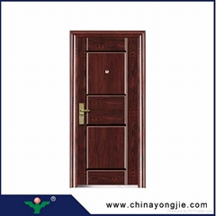 Yongkang Yujie exterior fancy steel door