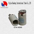 E14 G13 T8 ceramic porcelain lamp holder