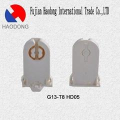 G13 T8 ceramic porcelain lamp holder base socket pin insulator