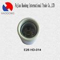 E26 ceramic porcelain lamp holder base