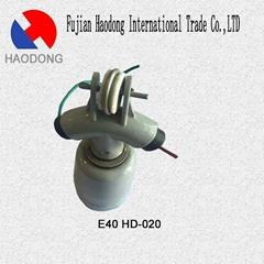 E40 E39 ceramic porcelain lamp holder base socket