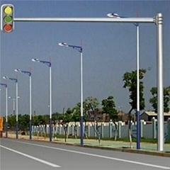 Traffic Lamp Post