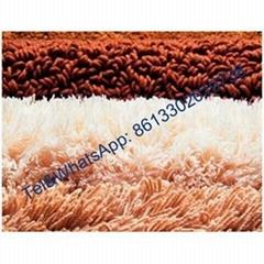 Office Home Car Handmade Wool Polyester PP Carpet