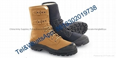 Navy blue army green desert camouflage Military Canvas Boot