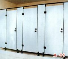 苏州卫生间隔断厂家洗手间隔断价格