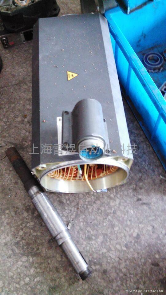西门子伺服电机编码器坏维修 4