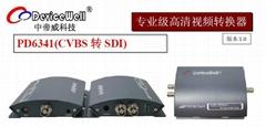 AV转SDI转换器