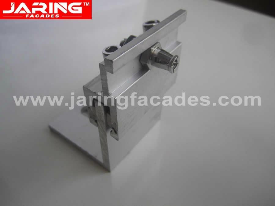 Aluminum Stone Brackets for Ceramic Tile(Type-H01) 1
