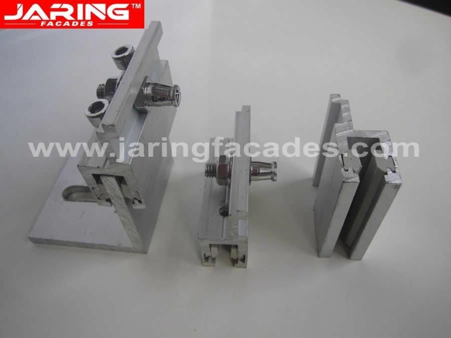 Aluminum Stone Brackets for Ceramic Tile(Type-H01) 2