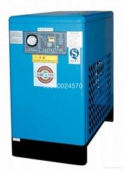 風冷 水冷型冷凍式乾燥機