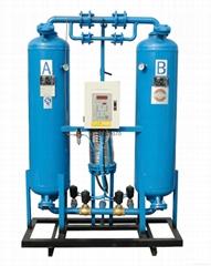 微熱再生吸附式壓縮空氣乾燥機