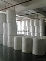 Viscose polyester nonwoven spunlace fabric, Since 1986