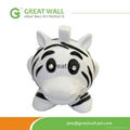 vinyl Funny squeaky pet toys lovely