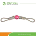 long dog chewing hot toys with cloth