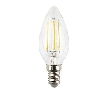 4W LED filament bulb candle bulb 1