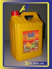 5l jerry can RBD PALM OLEIN CP10