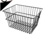 High quality bicycle basket wholesale wire bike basket (FH-114)