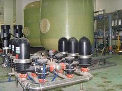 電鍍廢水疊片過濾器