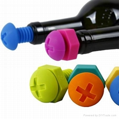 best promotion gift wine bottle stoper