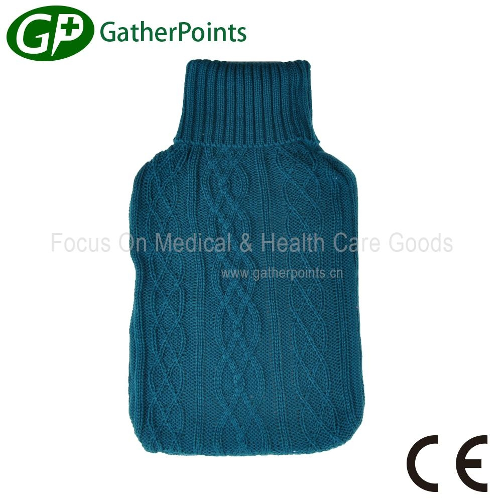 Christmas Tree Knit Sweater Hot Water Bottle Cover - GPI012 ...