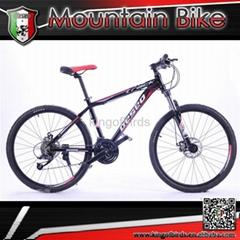 Aluminum Alloy mountain bicycle 26 size mountain bike