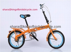 2016 steel frame mini folding bike 20 inch folding bike chinese suppliers