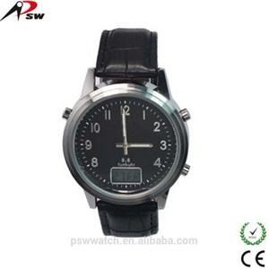 Wrist Watch With Fm Radio 1