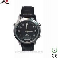 Wrist Watch With Fm Radio