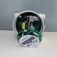 pcb electric board magnetic flow converter