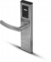 Hotel Card Lock