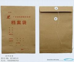 进口纸档案袋