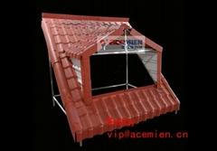 PVC Roof Tile Making Mac