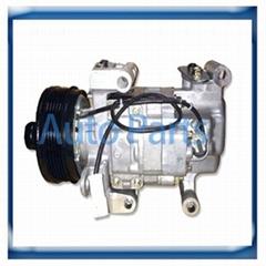 Panasonic CR19 auto ac a/c compressor Mazda 3 5 1.8L CC29-61-K00E H12AOBW4JZ J50