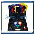 manifold gauge set R134a 134a R22 R12
