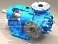 NYP型高粘度内齿泵高粘度泵