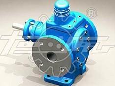 YCB型齿轮泵圆弧齿轮泵