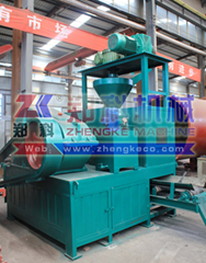 Hydraulic dry briuqette making machine lime briquetting press machine